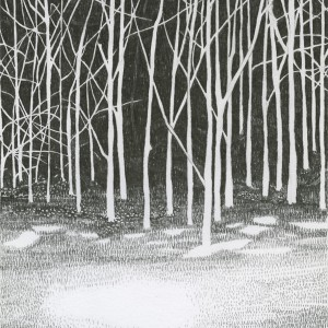 Yearning 01 (2014) | 24 x 18 cm | Potlood op papier | Zaida Oenema | Galerie Untitled | Beschikbaar
