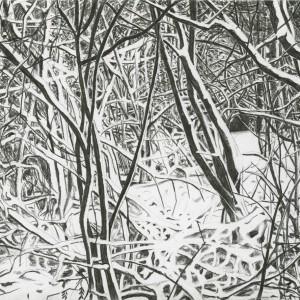 Yearning 02 (2014) | 24 x 18 cm | Potlood op papier | Zaida Oenema | Galerie Untitled | Beschikbaar