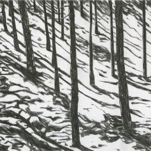 Yearning 03 (2014) | 24 x 18 cm | Potlood op papier | Zaida Oenema | Galerie Untitled | Beschikbaar