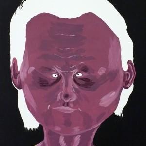 Lidiya (2014) | 30 x 40 cm | Olie op doek | Origineel | Johan Kleinjan | Gallery Untitled