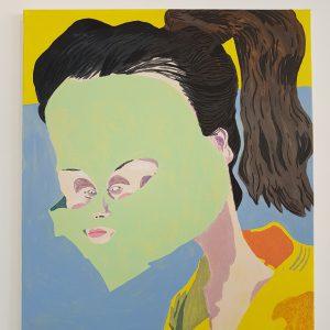 Xiao Xiao | Origineel | Olieverf op canvas | 70 x 90 cm | Johan Kleinjan | Gallery Untitled