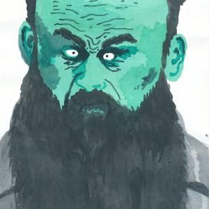 Yakov | 15 x 28 cm | Olie op doek | Origineel | Johan Kleinjan | Gallery Untitled