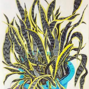 Zonder titel (2015) | 21 x 43 cm | Pastelkrijt op papier | Origineel | Johan Kleinjan | Gallery Untitled
