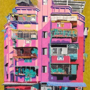 Taipei Rose Gebouw | Johan Kleinjan | Gallery Untitled
