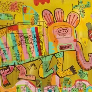 Claudio Pedraza | Galerie Untitled | Beschikbaar
