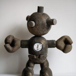 Watchbomb | Hoogte: 30 cm | Beton | Oplage: 8 + 2 AE | Sander Buijk | Gallery Untitled
