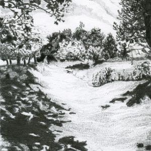 Yearning 07 (2014) | 24 x 18 cm | Potlood op papier | Zaida Oenema | Galerie Untitled | Beschikbaar