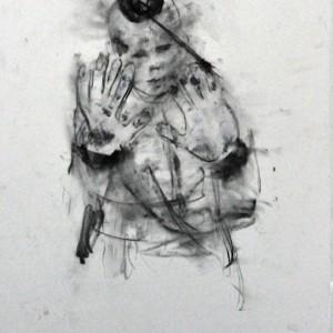 Geschonden vertrouwen | 70 x 100 cm | Nelis Oosterwijk | Galerie Untitled | Beschikbaar