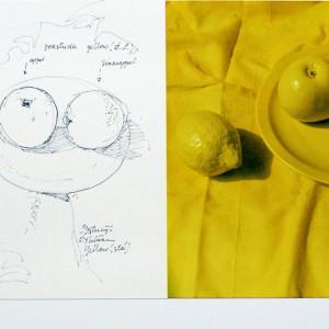 Stilleven geel (1973) | Oosterwijk & van Pieterson | Galerie Untitled | Beschikbaar