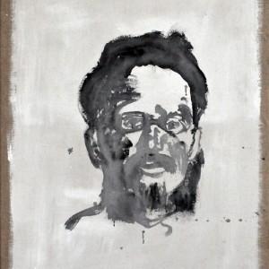 Trotski | 70 x 30 cm | Nelis Oosterwijk | Galerie Untitled | Beschikbaar