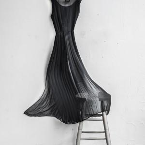 Back to black | 100 x 70 cm (andere formaten mogelijk) | Fine art matte print met lijst | Oplage 10 + 2 AP | Vera Cornel | Gallery Untitled