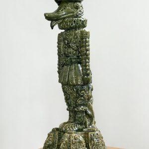 La Incapacidad de Verdugo | Keramiek | Hoogte 52cm | Pepijn van den Nieuwendijk | Gallery Untitled