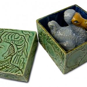 Dodo van Jahangir (2008) | Keramiek | Pepijn van den Nieuwendijk | Gallery Untitled | Collectie Henk Trumpie