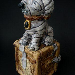Mummy of a Dog | Pepijn van den Nieuwendijk | | Gallery Untitled