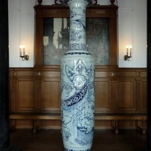 Perpetua Porseline (2010) | Hoogte: 350 cm | Porselein | Pepijn van den Nieuwendijk | | Gallery Untitled | In collectie Museum Prinsenhof