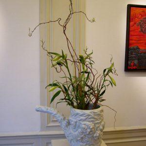 Pijp vaas | Pepijn van den Nieuwenwijk | Gallery Untitled