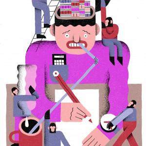 DMbeperkingen | Meerdere formaten mogelijk | Digitale print | Levi Jacobs | Galerie Untitled | Beschikbaar