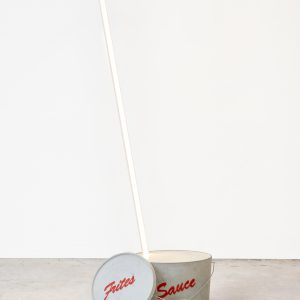 Frites sauce (ketchup / mayo) | REM Atelier | Gallery Untitled