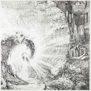 The Cronicle of Gaia | Editie: 70 + 2 AP | 110 x 110 cm | Fine art print in houten lijst | gesigneerd & genummerd | Carlijn Kingma | Gallery Untitled