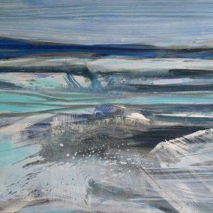 Avannnamuut | 100 x 140 cm | Ei-tempera op linnen | Jose op ten Berg | Gallery Untitled