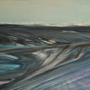 Avannnamuut | 120 x 140 cm |Ei-tempera op linnen | Jose op ten Berg | Gallery Untitled