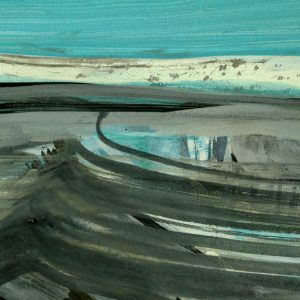 Avannnamuut | 25 x 35 cm| Ei-tempera op linnen | Jose op ten Berg | Gallery Untitled