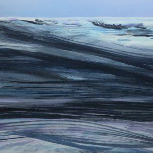 Avannnamuut | 90 x 120 cm | Ei-tempera op linnen | Jose op ten Berg | Gallery Untitled