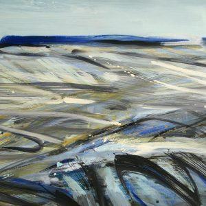 Avannnamuut | 110 x 130 cm | Ei-tempera op linnen | Jose op ten Berg | Gallery Untitled