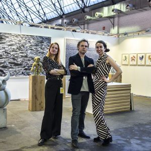 Affordable Art Fair Brussel