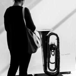 Tuba tandpasta | 50 x 50 x 106 cm | Tuba en tandpasta | Jerry Hormone | Gallery Untitled