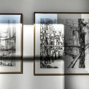 Korte zomerstop in Gallery Untitled