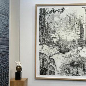 Gallery Untitled op KunstRAI