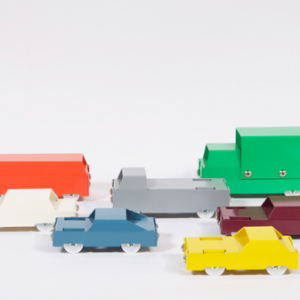 Fold Motors | Onbeperkte oplage | 7 modellen - div. afmetingen | Staal gecoat | Floris Hovers | Gallery Untitled