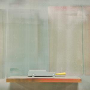 Visite Nocturne, 2015 | Oplage 1/1 | 80 x 17 x 89,5 cm | div. soorten hout/multiplex, karton, lak (water/terp.) | Floris Hovers | Gallery Untitled