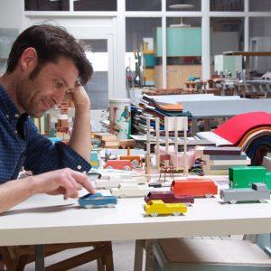 Artist Talk door Floris Hovers
