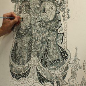 Geef je nu op voor een workshopdoor Pepijn van den Nieuwendijk in Gallery Untitled.