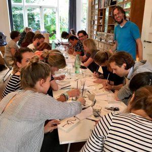 Workshops door Pepijn van den Nieuwendijk