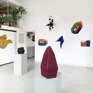 Veiligkunst snuiven in Gallery Untitled